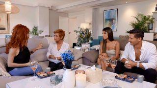 Terelu Campos, Sofía Suescun, Gianmarco Onestini y Yurena / Mediaset