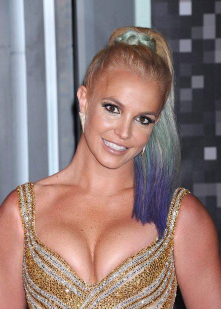 Britney Spears en una imagen de archivo./Gtres