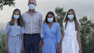 A pesar de que la familia real ha estado más de una semana en Mallorca, sus apariciones públicas han sido escasas / Gtres