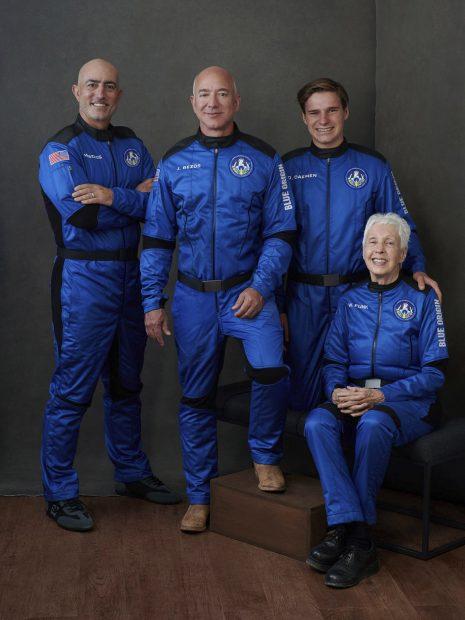 Jeff Bezos viajó al espacio a finales de julio./Gtres