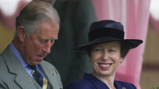 Príncipe Carlos, princesa Ana/Gtres