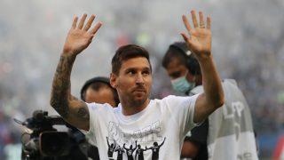 Leo Messi/Gtres