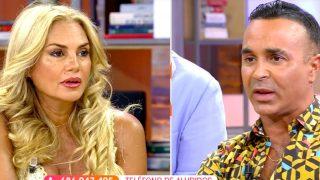 Sylvia Pantoja y Luis Rollán/Telecinco