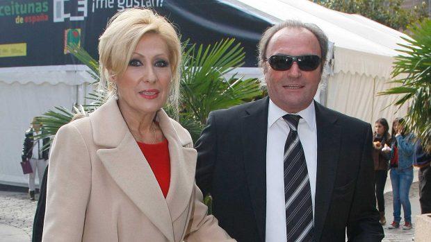 Rosa Benito y Amador Mohedano / Gtres
