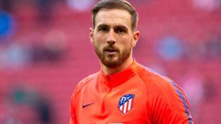 El portero del Atlético de Madrid, Jan Oblak / Gtres