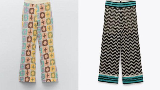 pantalones crochet