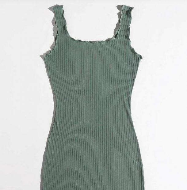 Shein tiene el vestido que Kylie Jenner muestra en redes y causa más sensación