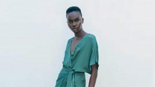 Vestido Zara/Zara