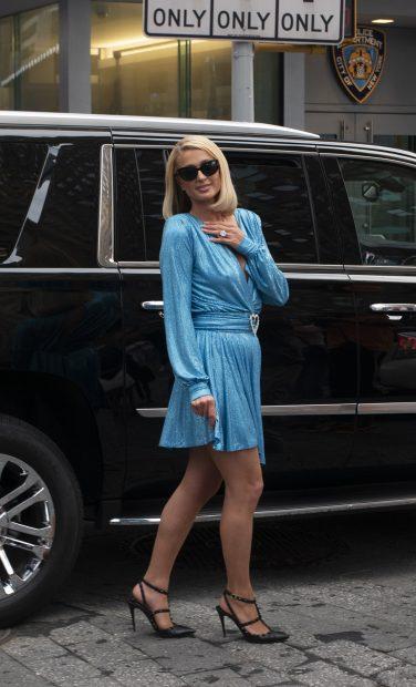 Paris Hilton en una imagen de archivo./Gtres