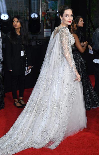 Angelina Jolie en una imagen de archivo./Gtres