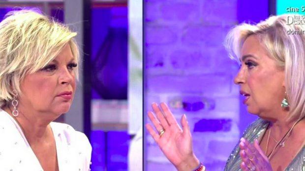 Carmen Borrego y Terelu Campos han sido dos de las invitadas de 'Viva el verano', formato presentado por Toñi Moreno./Telecinco