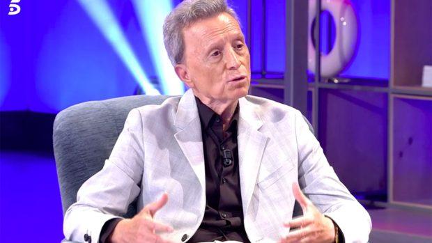 José Ortega Cano ha respondido a Rocío Carrasco./Telecinco