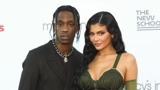 Kylie Jenner y Travis Scott/Gtres