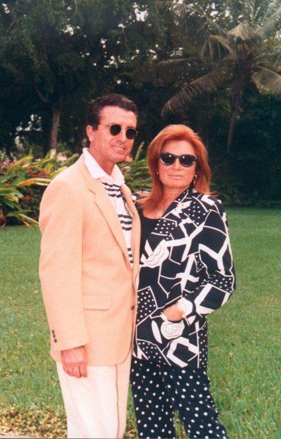 Rocío Jurado y José Ortega Cano en una imagen de archivo./Gtres