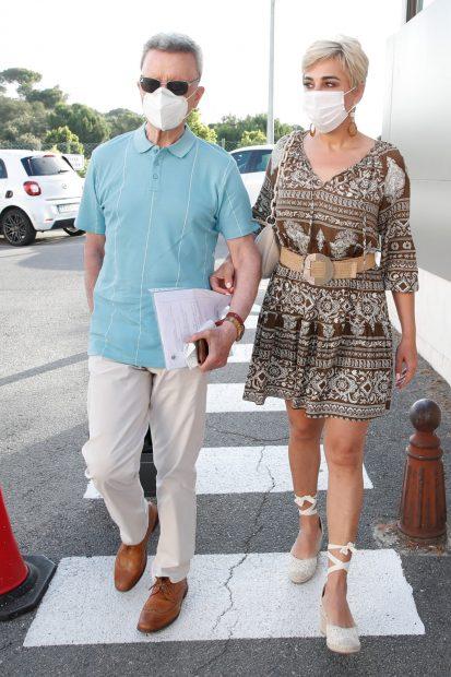 José Ortega Cano y Ana María Aldón en una imagen de archivo./Gtres