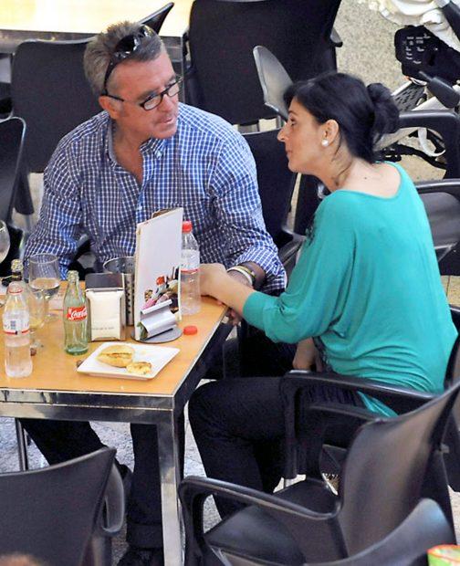 Ortega Cano y Ana María Aldón, durante sus comienzos / Gtres