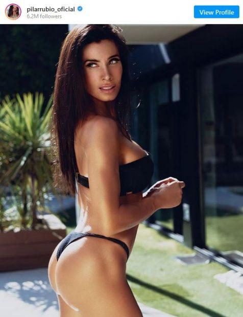El bikini de Pilar Rubio más comentado del verano está en Shein