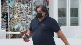 José Campos está en Ibiza junto a su familia / Gtres