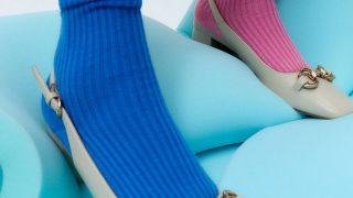 Calcetines y tacones, ¿cómo es la nueva tendencia que va a arrasar esta nueva temporada?