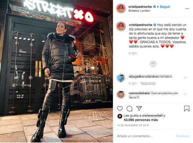 Shein tiene el clon de las botas de Prada que Cristina Pedroche llevó con éxito