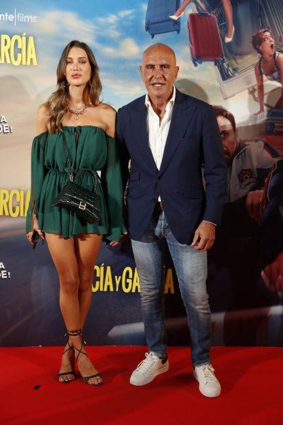 Kiko Matamoros y Marta López en una imagen de archivo./Gtres