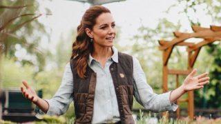 Las zapatillas de Kate Middleton están a la venta en El Corte Inglés por 24 euros