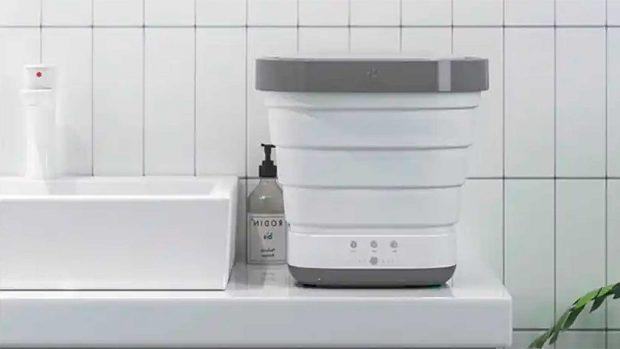 Así es la lavadora portátil de Xiaomi / Gtres