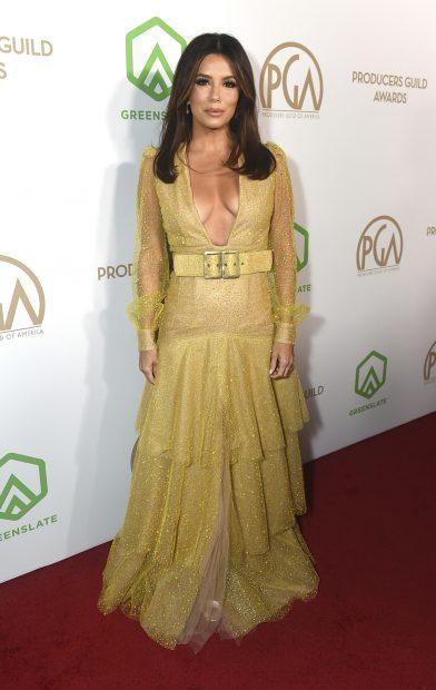 Eva Longoria no ha podido acudir a la gala celebrada en Marbella -Málaga-./Gtres