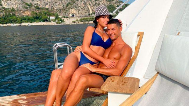 Cristiano Ronaldo y Georgina Rodríguez / Instagram