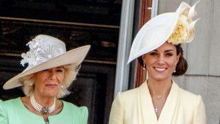 Kate Middleton y Camilla Parker / Gtres