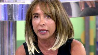 María Patiño se ha ofendido mucho con las palabras de su compañera