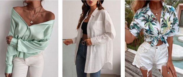 Toca renovar el armario y centrarnos en las blusas atemporales que comprarás ahora para ponerte este otoño.