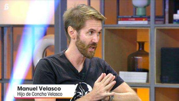 Manuel Velasco en 'Viva la vida'./Telecinco