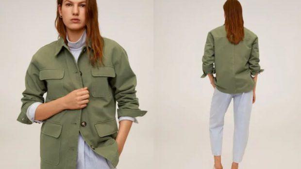 Rebajas Mango Outlet chaquetas