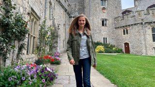 Leonor ya está en Gales / Gtresya está en Gales / Gtres