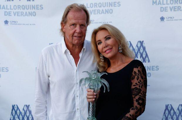 Norma Duval y Matthias Khunn