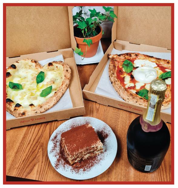 ¿Cuáles son las mejores pizzerías de Europa? (en el ranking también hay españolas)