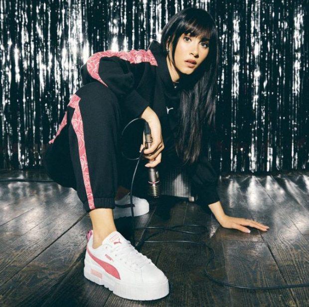 Colección Puma Wild Rose Aitana, las zapatillas virales que la cantante va a poner de moda