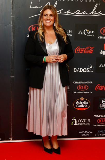 Carlota Corredera, durante los Galardones La Alcazaba / Gtres