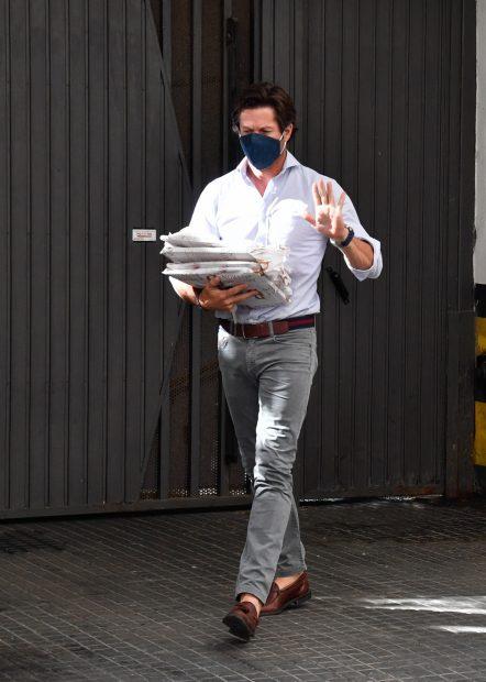 Antonio Canales en una imagen de archivo./Gtres