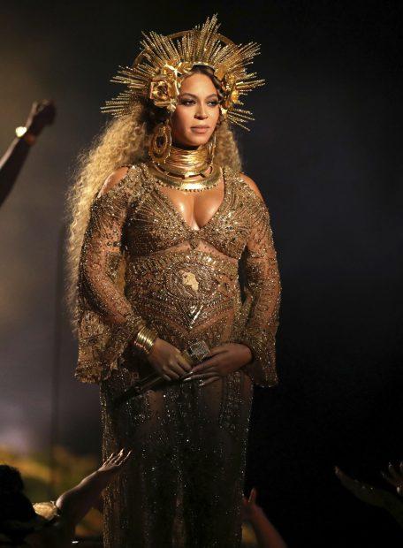 Beyoncé en una imagen de archivo./Gtres