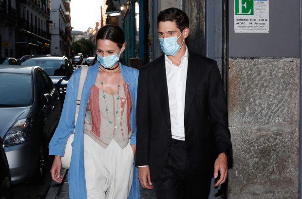 Claudia Osborne y José Entrecanales