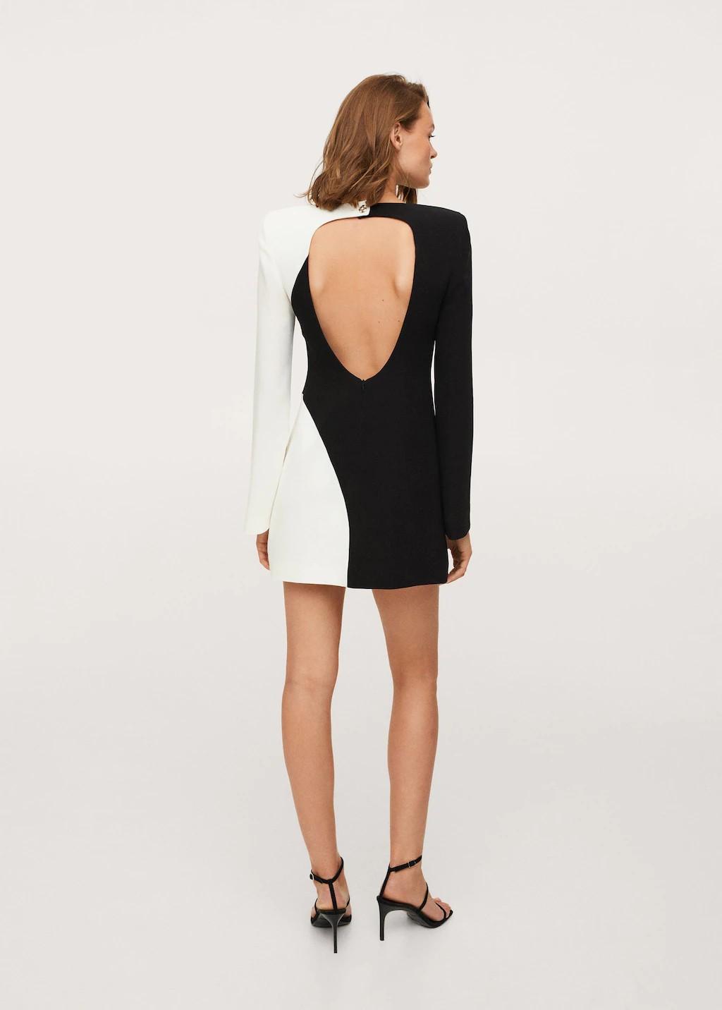El vestido de Rocío Osorno de Mango que parece de pasarela y solucionará todos tus looks