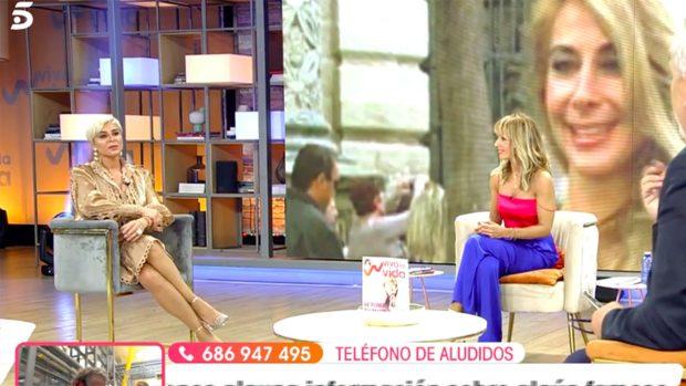 Ana María Aldón zanja en 'Viva la Vida' los rumores sobre una posible separación de José Ortega Cano./Telecinco
