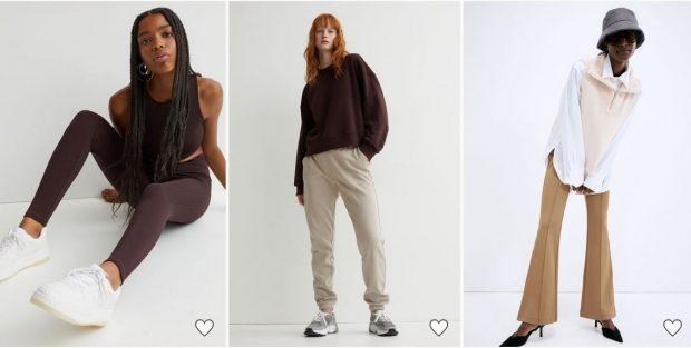pantalones oficina H&M