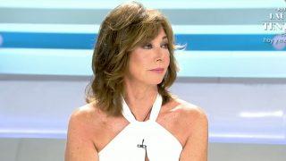 Ana Rosa Quintana en el arranque del programa / Mediaset