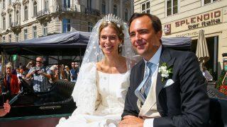 La boda de Anunciata de Liechtenstein / Gtres