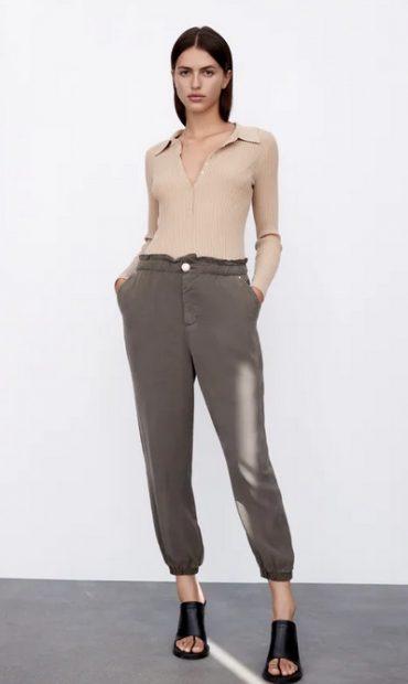 Pantalones de Zara