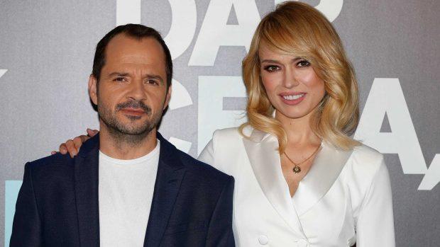 Ángel Martín y Patricia Conde, una pareja muy televisiva / Gtres