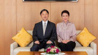 Los actuales emperadores de Japón / Gtres